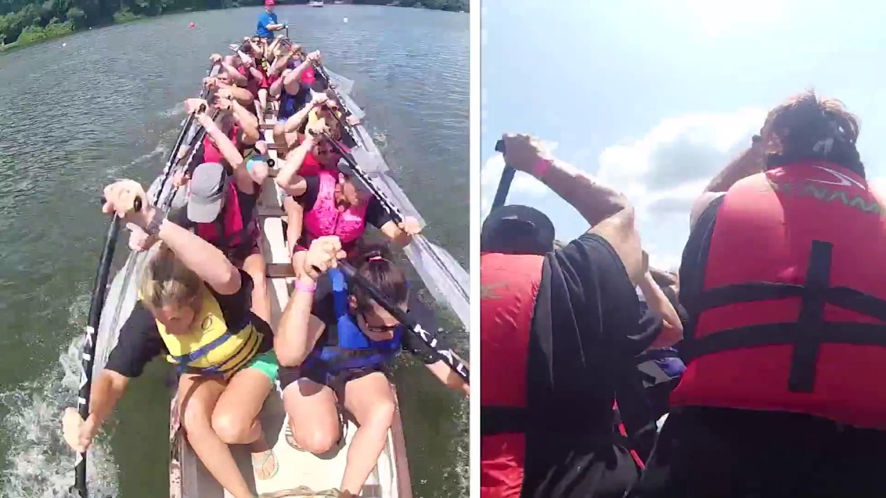 Dragon Boats 2018 | Sheriff's Crew