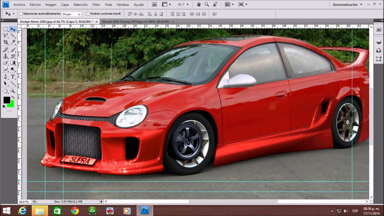 Tuning Virtual 2014 Dodge Neon Srt4 2001 Youtube