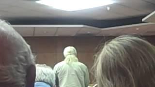 MDUSD Contract extensions, Public Comment: Ron Hansen