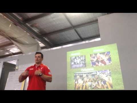 Physical Preparation for Australian Football - AFL NSW/ACT Level 2 Coaching Course