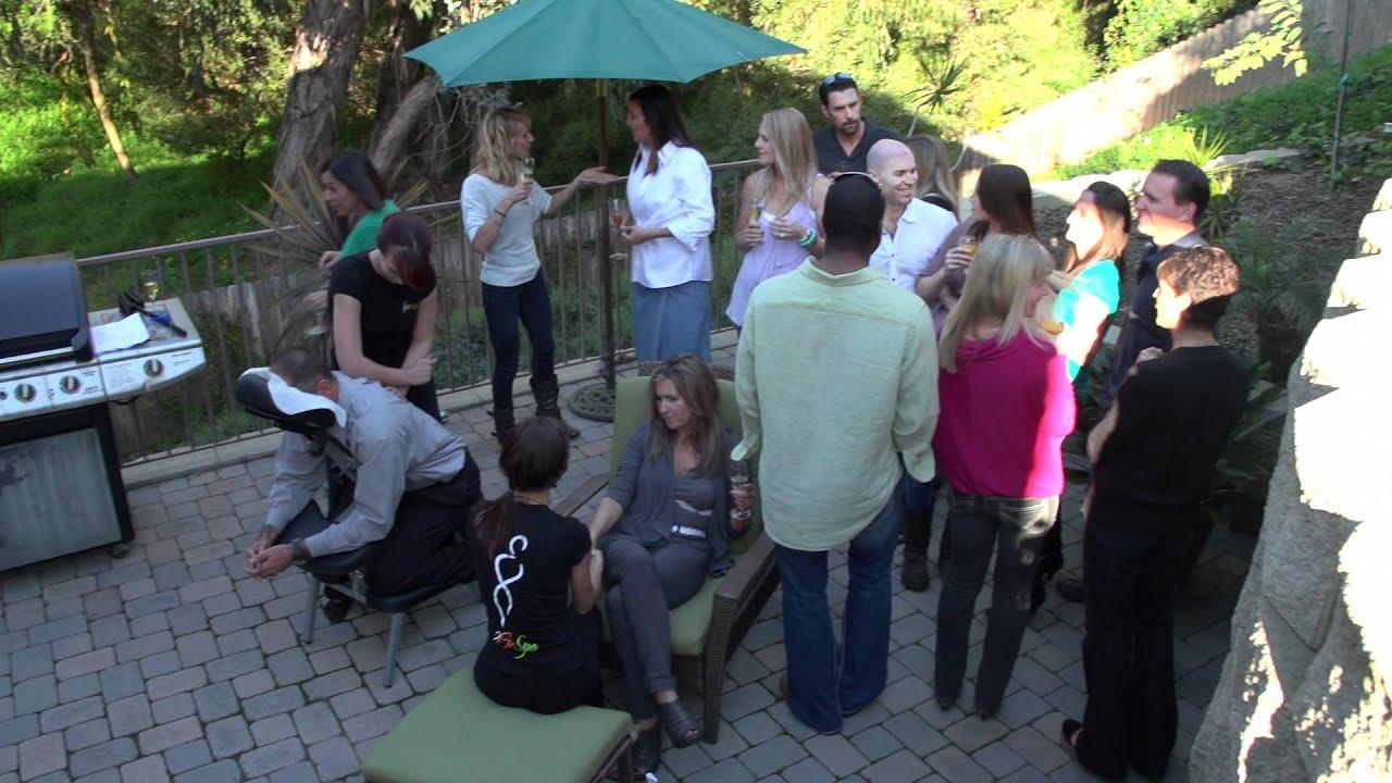 Best Mobile Day Spa In San Diego Brings San Diego Chair