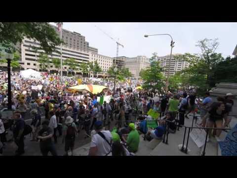 climate march washington dc 2017