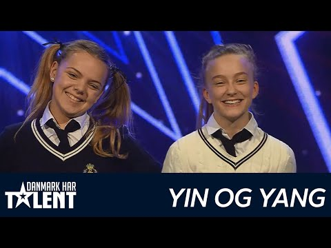 Yin & Yang - Danmark har talent - Live 3