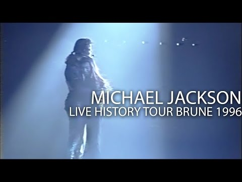 Michael Jackson  You Are Not Alone  HIStory Tour in Brunei 1996  Enhanced  HD