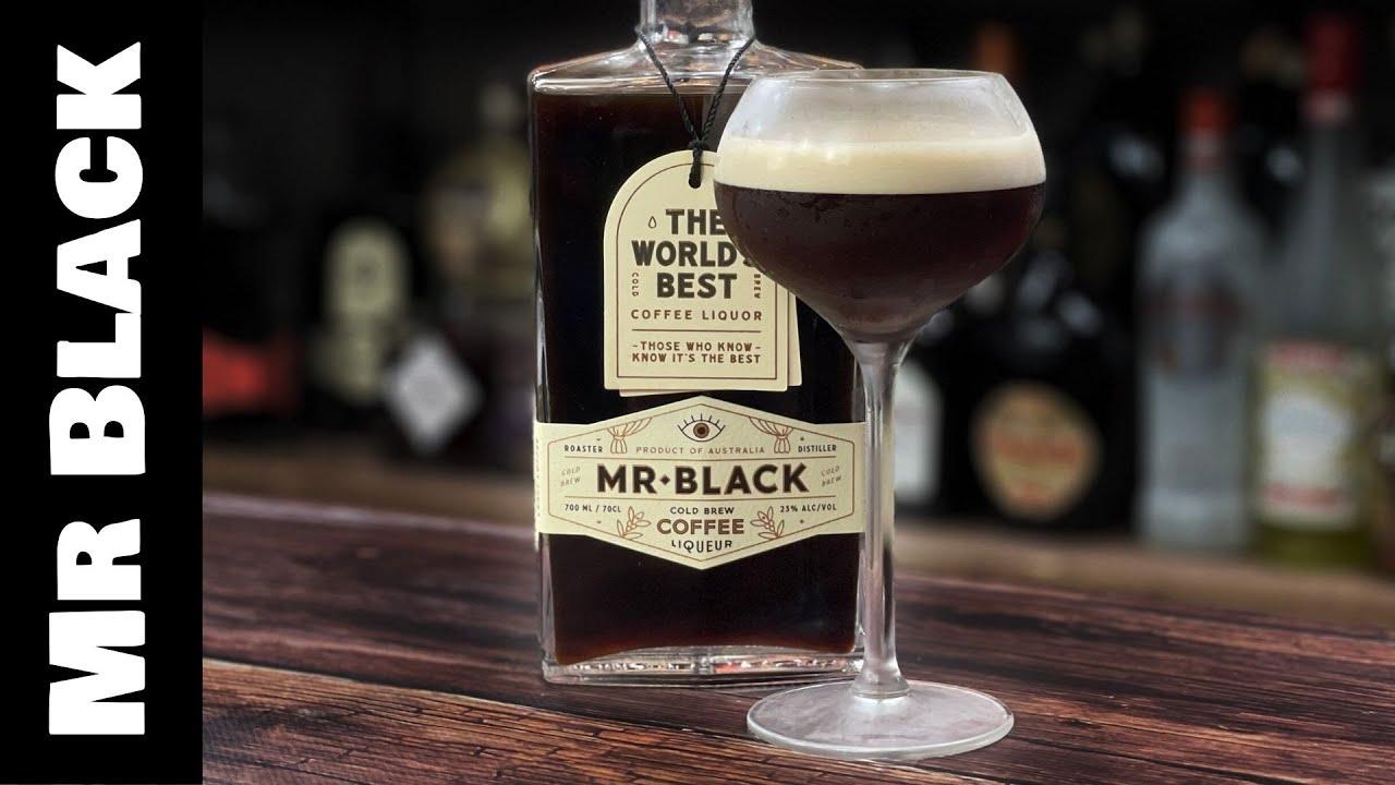 Mr Black Coffee Cocktails - TOFFEE APPLE Espresso Martini