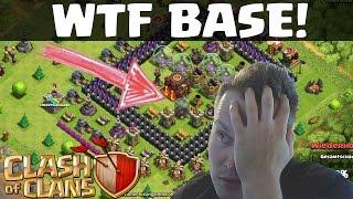[facecam] WTF BASE! || CLASH OF CLANS || Let's Play CoC [Deutsch/German HD]
