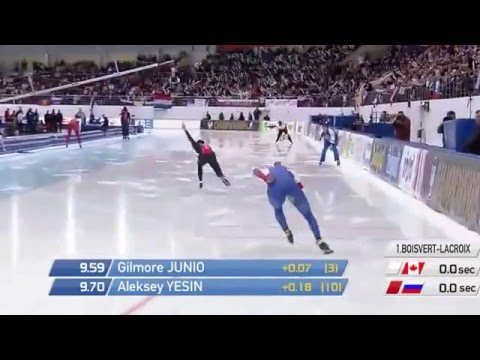 ISU World Single Distances Champs 2016 Men 500m