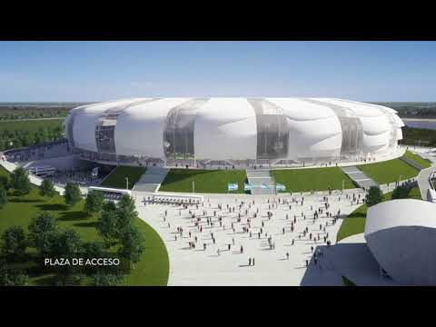 Impactante: Así será el Estadio Único de Santiago del Estero