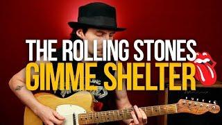 Скачать Как играть Gimme Shelter The Rolling Stones