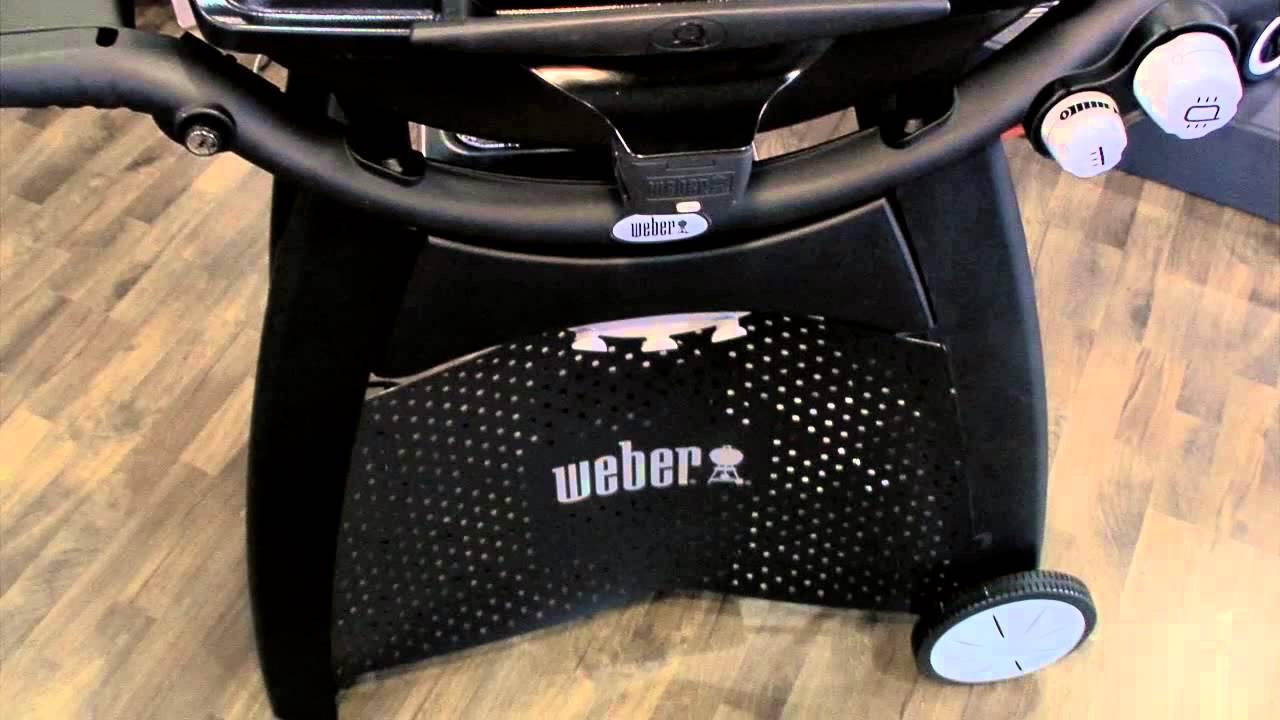 Weber Gasgrill Q3200 Test : Weber gasgrill q 3200 modell 2014 youtube