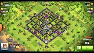 Clash of Clans Attacked by Chinese farm bot