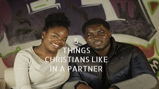 5 Things Christian Men & Women Like In A Partner | Dating21 x #CCWM