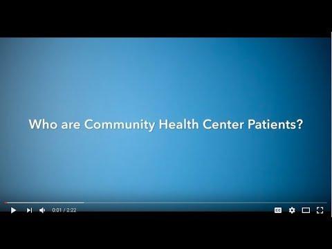 """I Am a Community Health Center Patient"""
