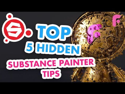 Top 5 Hidden Substance Painter Tips You Didn't Know