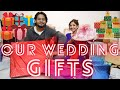 Gambar cover OUR WEDDING GIFTS🎁💝  itne pyare pyare gifts😍😍