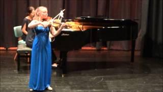 Sergei Prokofiev. Concerto No.2 in G Minor, Op 63, I.  Allegro moderato