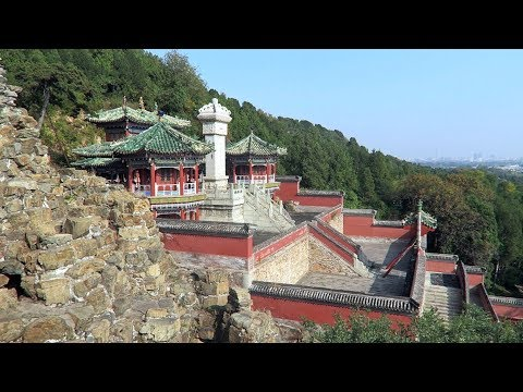 The Summer Palace in Beijing (China)