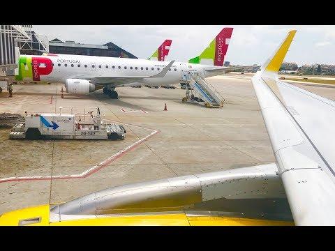 Flight Report | Vueling | Flying Low Cost | Lisbon - Amsterdam
