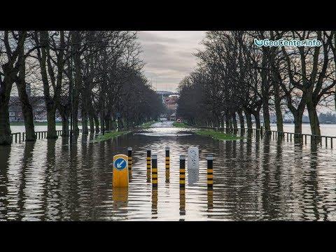 Наводнение Албания февраль 2018. Что произошло на планете