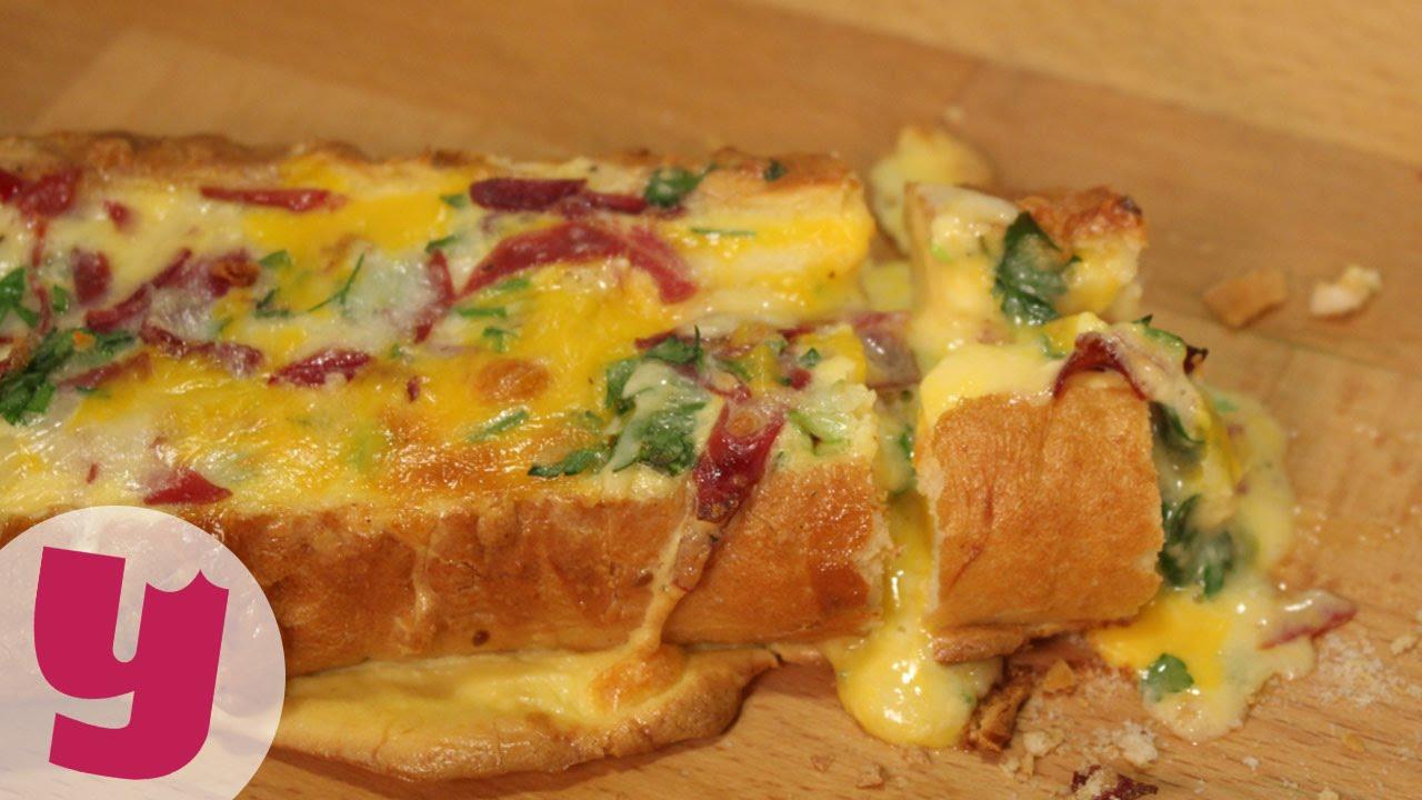 Bayat Ekmek Böreği Nasıl Yapılır