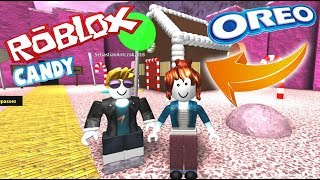 sweet CANDY OBBY 🍭 ROBLOX