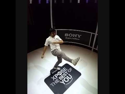 VIVA BRAZIL Capoeira Indonesia show for Sony Experia Z1 grand launching