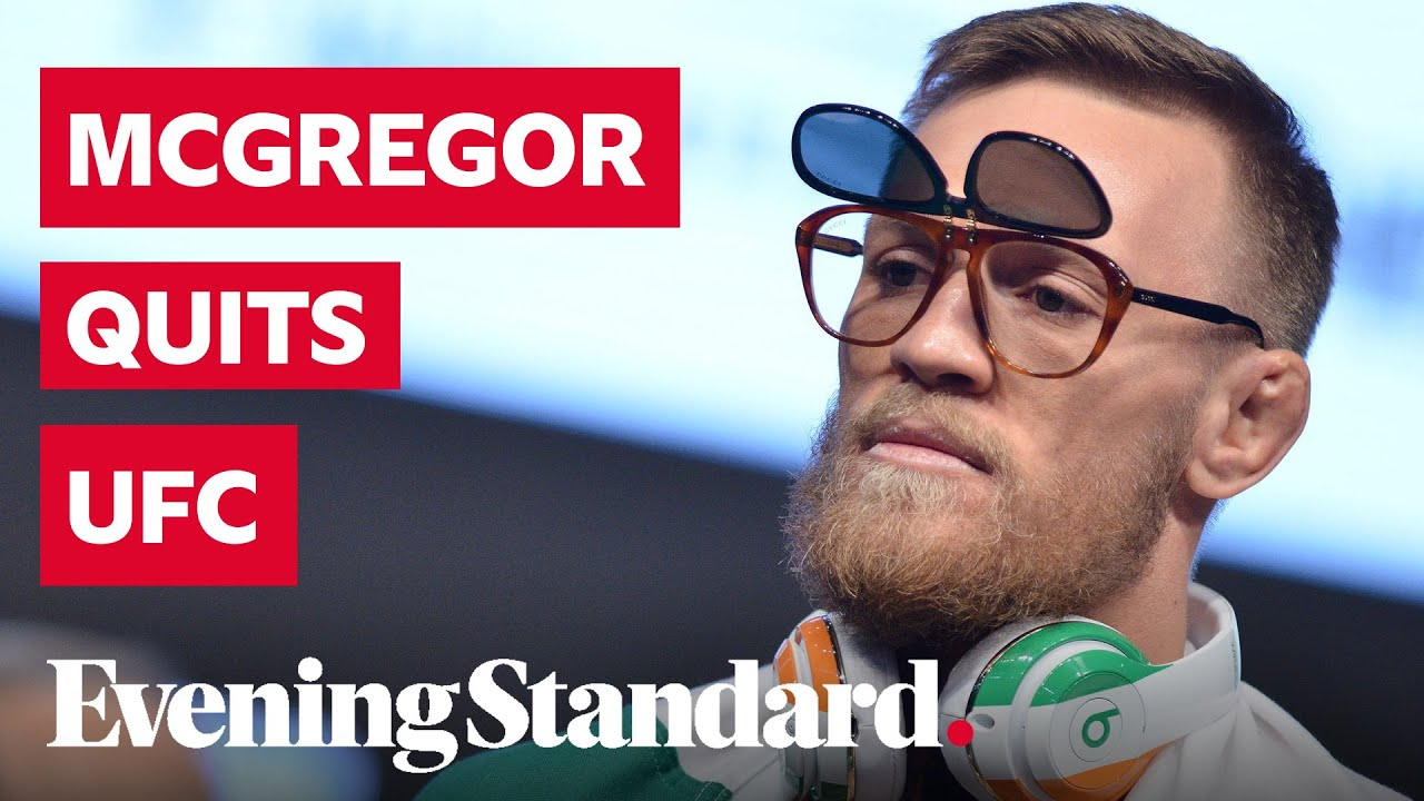 Conor McGregor makes third retirement announcement in 4 years
