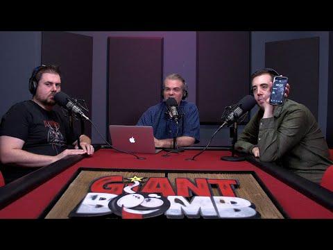 Giant Bombcast 498: Cat Spanker's Alley