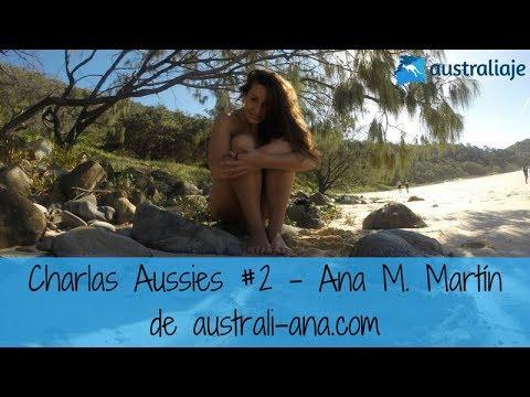 La mejor consejera. Ana de australi-ana. Charlas Aussies #2