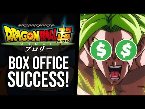 VIDEO: Dragon Ball Super Broly BOX OFFICE BREAKDOWN