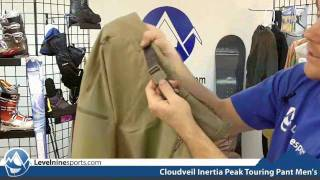 Cloudveil Inertia Peak Touring Pant Men