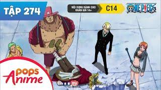One Piece Tập 274 - Trả Lời Đi Robin! Người Từ Bỏ Băng Mũ Rơm. - Phim Hoạt Hình Đảo Hải Tặc