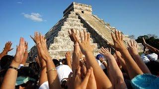 Todo listo en Chichén Itzá para el equinoccio de primavera