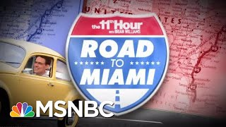 Steve Kornacki On What You Need To Know About South Carolina Before 2020 | The 11th Hour | MSNBC