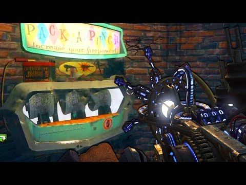 BURIED ON XBOX ONE - EASTER EGG COMPLETION WITH SUBS! (Black Ops 2 ZOMBIES Backwards Compatibility)