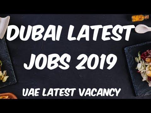 Dubai Latest Jobs 2019 | Direct From Company | UAE Amazing And Shocking Facts | Dubai jobs
