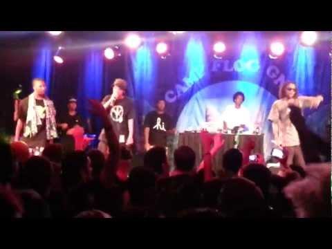 Odd Future Live @ The Republik 2012