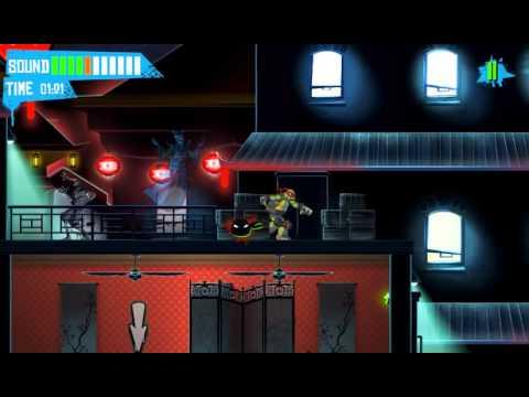Черепашки ниндзя в темноте игры фильм про наемного убийцу сильвестр сталлоне