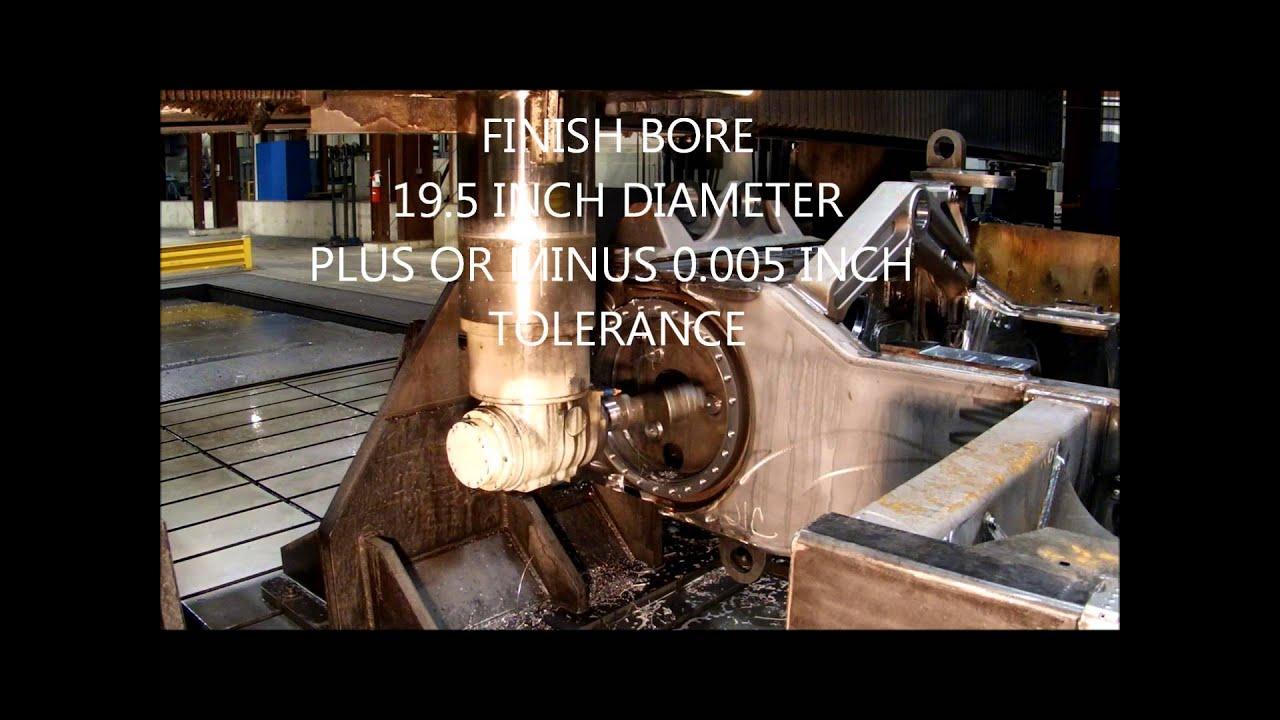 k m machine fabricating inc s large machining and fabricating capabilities [ 1280 x 720 Pixel ]