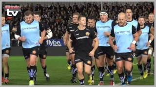 Chiefs Boss Rob Baxter previews the Ospreys | Rugby Video Highlights