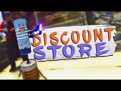 Running Another Discount Store In Rust