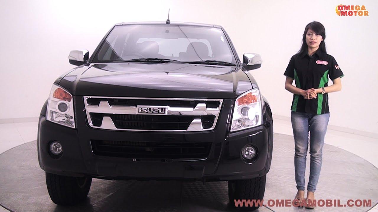 mobil bekas isuzu d-max rodeo ls 3.0 4x4 at - 2012 - youtube