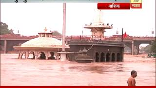 Nashik : Report on Godavari river overflow