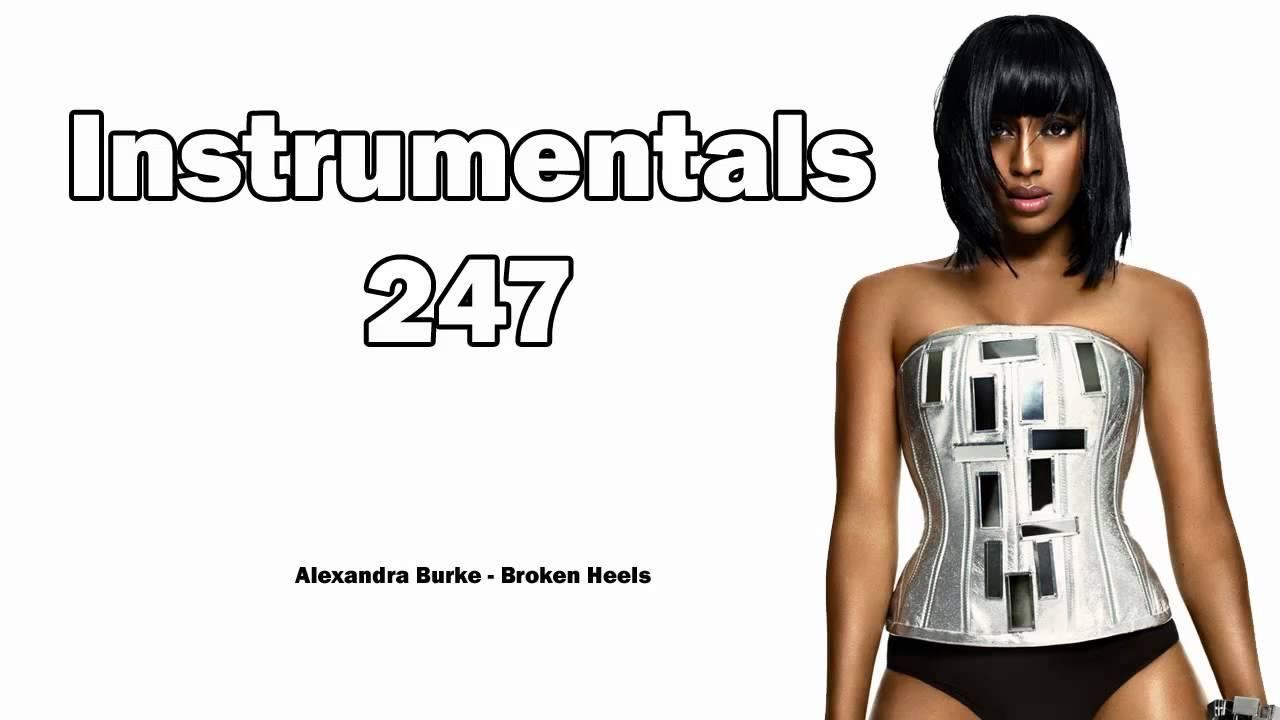 Alexandra burke broken heels super sexy edit 3