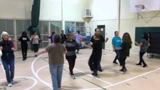 Island ChaCha line dance