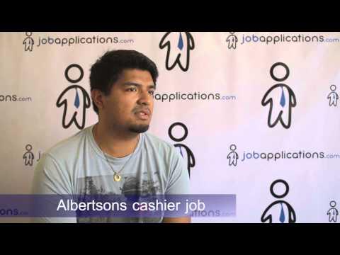 Albertsons Interview - Cashier