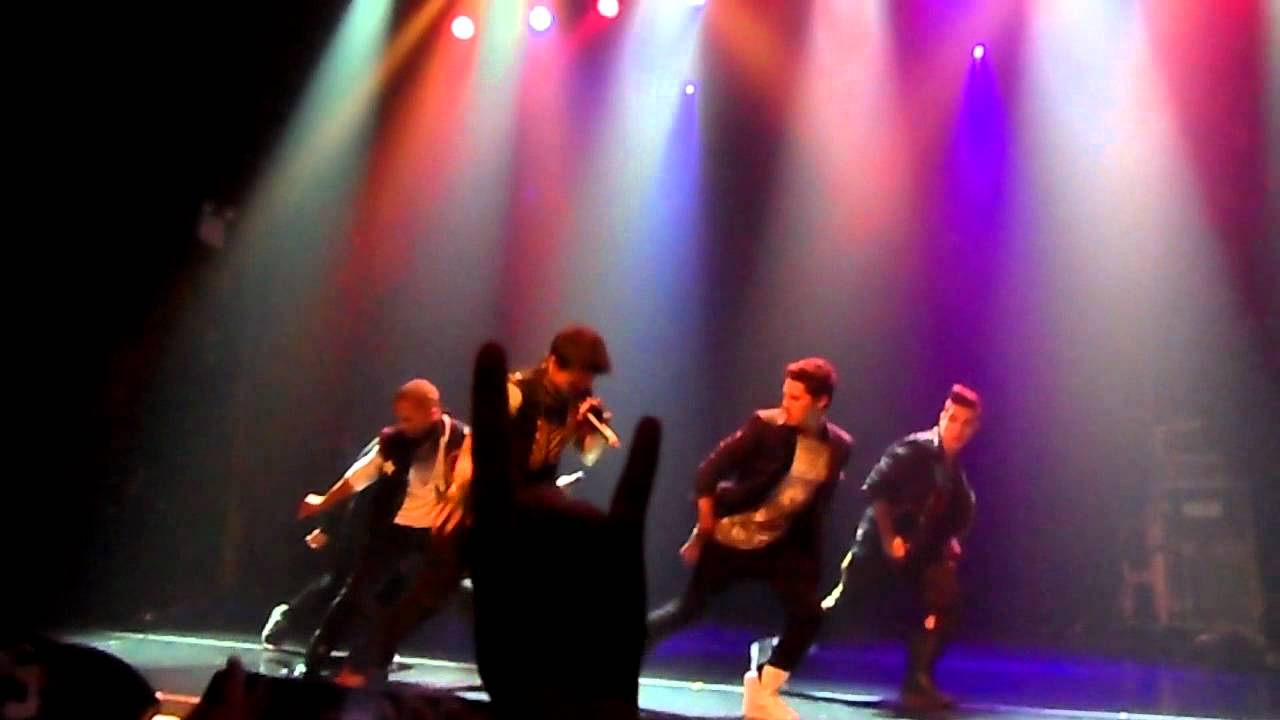 Download Midnight Red - Intro, RockStar Lover & Body Talks @ The Gramercy Theater