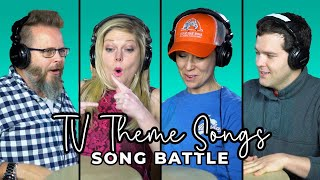 Can You Guess These TV Show Theme Songs in One Second?