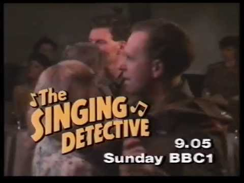 12 November 1986 BBC1 - The Singing Detective trail