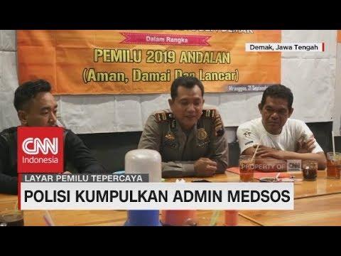 Polisi Kumpulkan Admin Medsos, Untuk Apa? Mp3